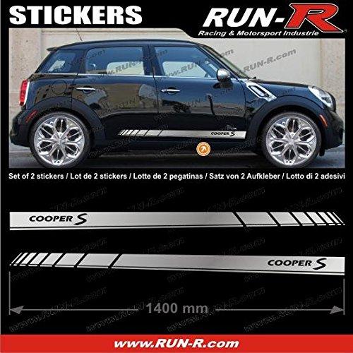 run-r-stickers-pegatinas-de-mini-diseno-con-texto-coopers-s-140-cm-diseno-de-letras-color-plateado