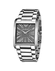 Emporio Armani Men's AR2010 Slim Stainless Steel Watch