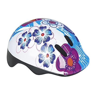 KIDS CHILDRENS BOYS GIRLS CYCLE SAFETY HELMET BIKE BICYCLE SKATING 49-56cm from Spokey
