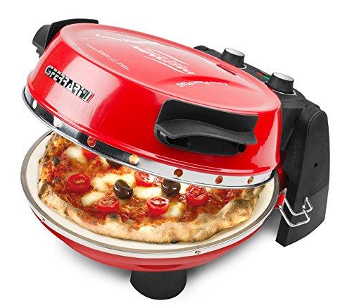 G3Ferrari G10032 Napoletana Forno Pizza Doppia Pietra Refrattaria