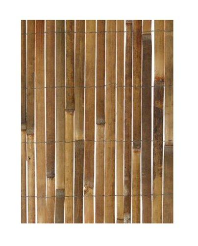 Bamboo slat screen - 4 metre rolls - 2m High