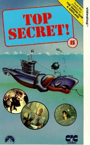 Top Secret [VHS] [UK Import]