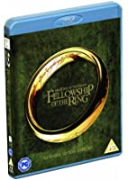 The Lord of the Rings: The Fellowship of the Ring (Extended Edition) [Blu-ray] [2001]