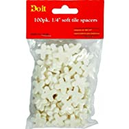 Do it Soft Tile Spacers-1/4