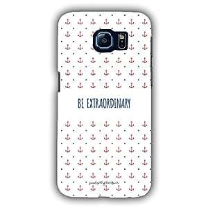 Designer Phone Covers - Samsung S6 Edge-anchor extraordinary