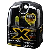 IPF SUPER J BEAM DEEP YELLOW 2400K XY33