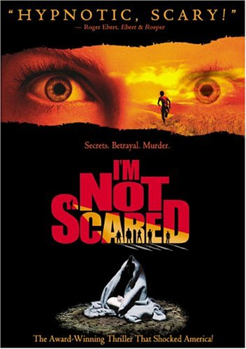 Cover art for  I&#039;m Not Scared