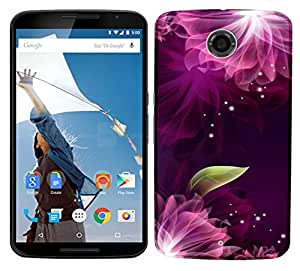 Wow Premium Design Back Cover Case For LG Google Nexus 6