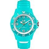 ICE-Watch - Ice-Sunshine - Turquoise - Unisex - Montre Mixte Quartz Analogique - Cadran Turquoise - Bracelet Silicone Turquoise - SUN.TE.U.S.14