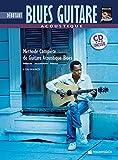 Blues Guitare Acoustique Débutant (CD inclus)