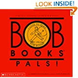 Bob Books Pals! Level B, Set 2 (Re-released as Bob Books Set 4- Compound Words)