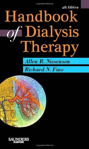 Handbook of Dialysis Therapy, 4th Edition