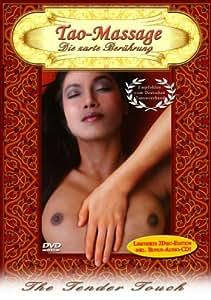 Tao-Massage - Die zarte Berührung (DVD + Audio-CD)