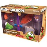 Cut The Rope Mega Buildable Playset