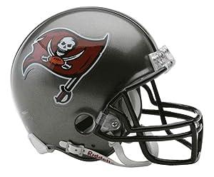 NFL Tampa Bay Buccaneers Replica Mini Football Helmet by Riddell