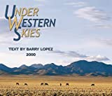 Under Western Skies 2000 Calendar (0763122114) by Barry Lopez