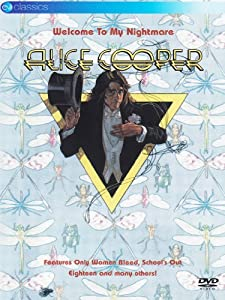 Alice Cooper - Welcome To My Nightmare [1976] [DVD] [2006]