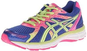 ASICS Women's Gel-Excite 2 Running Shoe,Delphinium/Sharp Green/Pink,7.5 M US