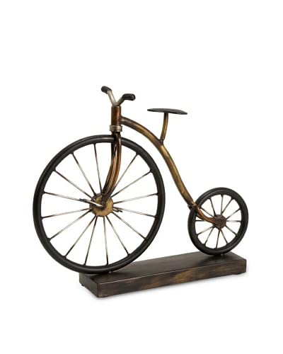 Expedition Big Wheel Bicycle Statuary
