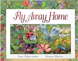 Happy Bugs Fly away Home Pop up (Children's Pop-Up Books!)