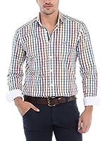 RNT23 Camisa Hombre (Multicolor)