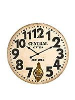 Premier Housewares Reloj De Pared Vintage Style