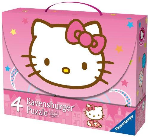 Cheap Fun Ravensburger Hello Kitty Puzzle Case (B004DL15MO)