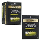 Twinings Traditional Afternoon Tea 50bag - CLF-TWN-F07620