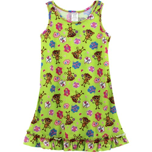Monkey Pajamas For Kids front-1063069