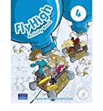 img - for Fly High Level 4 Activity Book and CD-ROM Pack (Mixed media product) - Common book / textbook / text book