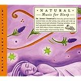 Natural music for sleep