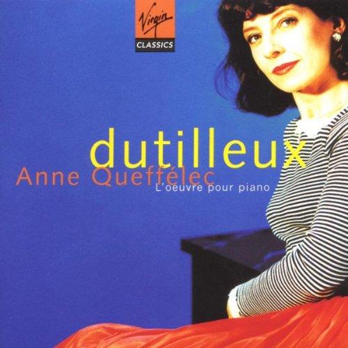 Dutilleux - Hors Orchestre (Chambre, Piano, Mélodies) 51D9JIOEjSL