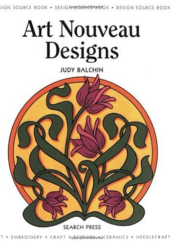 Art Nouveau Designs (Design Source Books)