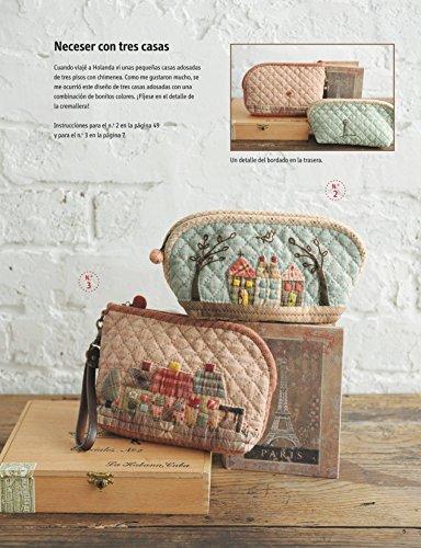 Libro accesorios quilts y bolsos de patchwork 30 proyectos con sus patrones di akemi shibata - Proyectos de patchwork ...