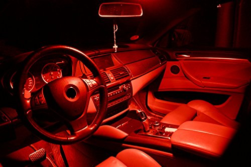 red-interior-set-completamente-smd-led-lighting-can-sano-adatto-per-cadillac-sts