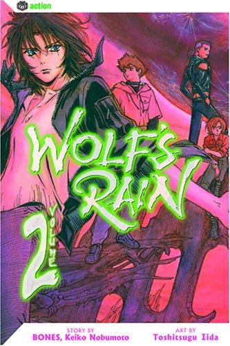 Wolf'S Rain 02