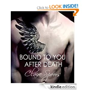 BOUND TO YOU AFTER DEATH (paranormal fantasy romance)