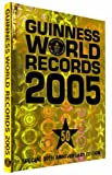 Cover of Guinness World Records 2005 by Anon 0851121926
