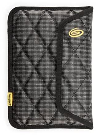 Timbuk2 Plush Sleeve for Kindle Fire with Memory Foam for impact absorption, Indie Plaid/Black (does not fit Kindle Fire HD)