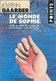 echange, troc Jostein Gaarder - Le Monde de Sophie