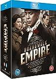 Boardwalk Empire - The Complete Season 1-5 [Blu-ray] [2015] [Region Free]