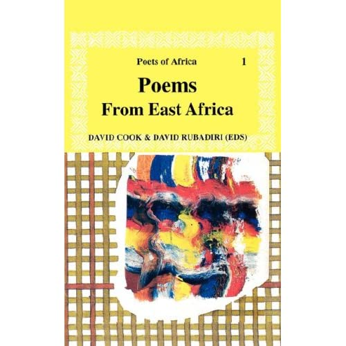 Poems From East Africa (Spear Books Imprint)