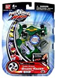 Power Rangers RPM Turbo Octane Zord Green Shark Racer