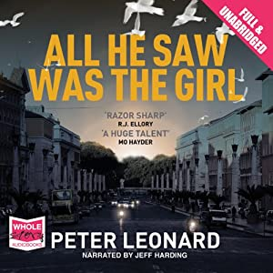 All He Saw Was The Girl | [Peter Leonard]