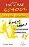 Hodder Larousse School Spanish Dictionary (Hodder Larousse) (0340915188) by Larousse