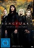 Sanctuary - Staffel 01 (4 DVDs)