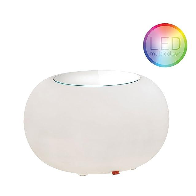Moree Lichthocker Bubble LED Accu Outdoor (IR-Multicolour)