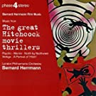 Music from Great Hitchcock Movie Thrillers