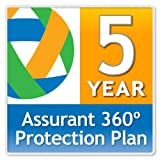 Assurant 360º 5-Year Television Protection Plan ($600-$699)