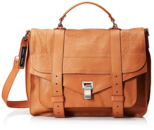 Proenza-Schouler-Womens-PS1-Large-Satchel-Dune